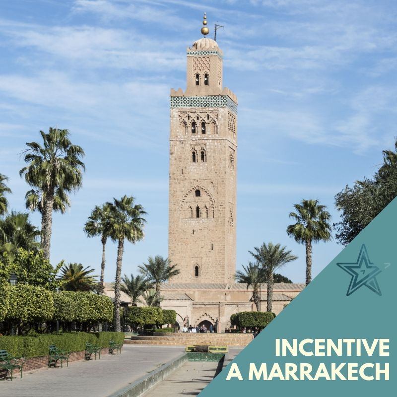Incentive à Marrakech